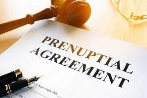 Inverness premarital agreement attorney