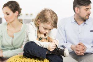 Inverness divorce attorney for child-related issues