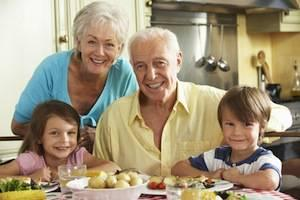 Palatine family law attorney, rights of grandparents